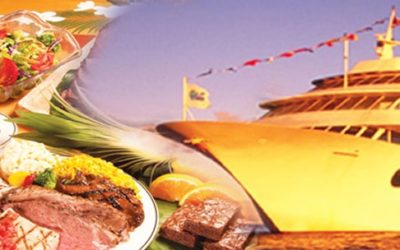 Star of Honolulu: Star Sunset Dinner & Show Cruise (Eat-All-You-Can Crab)
