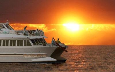Maui Romantic Night with Quicksilver Sunset Dinner Cruise (Lahaina)