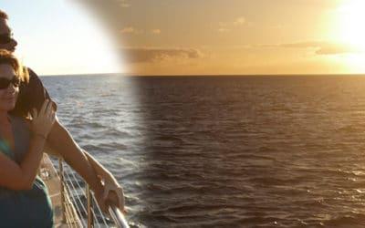 Kona Sunset Sail with the Spirit of Aloha by Hawaii Nautical