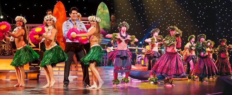 Rock-A-Hula Concert: A Legendary Musical in Waikiki