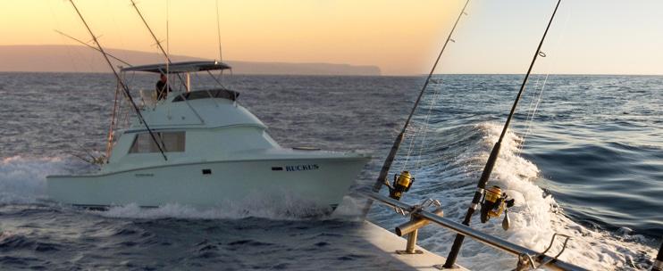 Ruckus Sportfishing