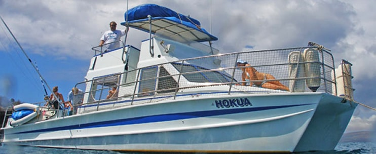 Aloha Blue Charters – Maui Bottom Fishing