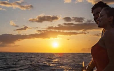 Na Pali Sunset Cruise with Holo Holo Charters
