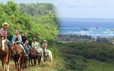 Gunstock Ranch – Advanced Trail Ride