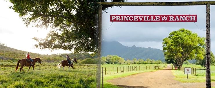Princeville Ranch – Paniolo Horseback Ride