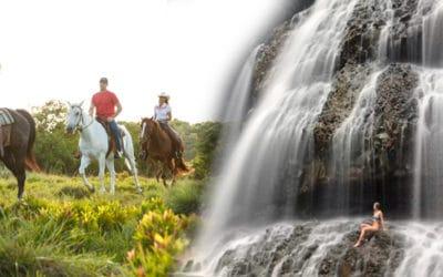 Princeville Ranch – Waterfall Horseback Ride