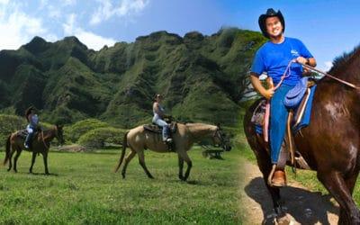 Kualoa Ranch – 1 Hour Horseback Ride