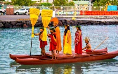 Island Breeze Luau in Kona, Hawaii (Ohana Package)