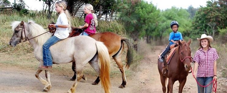 Gunstock Ranch – Pony Rides for Kids
