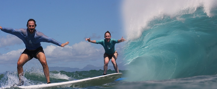 Hans Hedemann Surf School – 2 Hour Private Lesson all Oahu Locations
