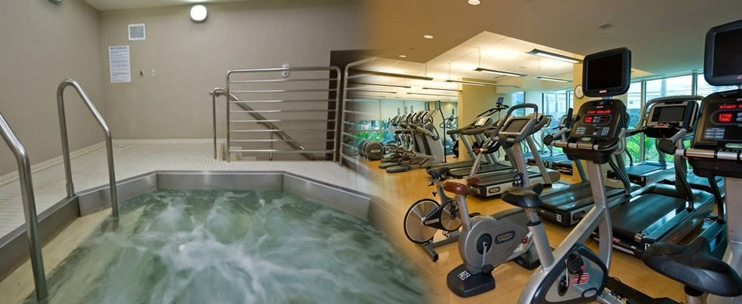Island Fitness Club & Spa – Full Day Club Passes and Class Additions
