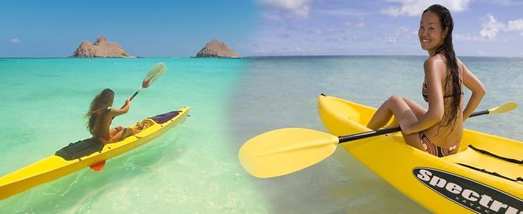Kailua Beach Adventures – Kailua Kayak Rentals