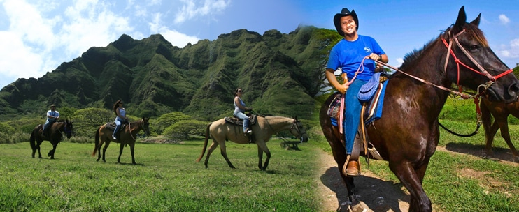 Kualoa Ranch – 2 Hour Horseback Ride