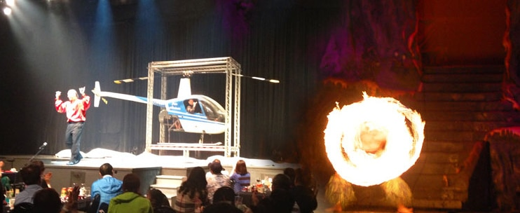Magic of Polynesia Show Only