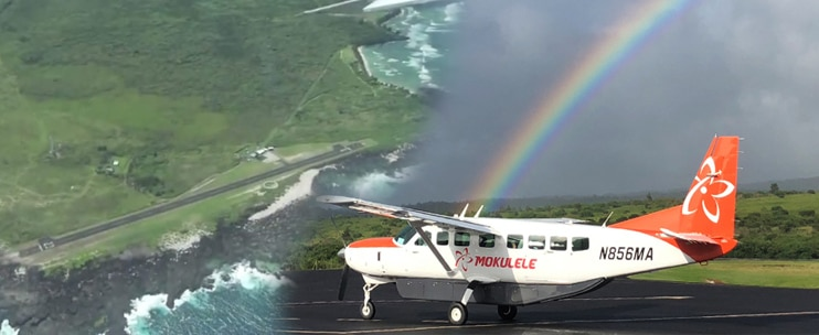 Mokulele Airlines – Kalaupapa Discovery Air and Ground