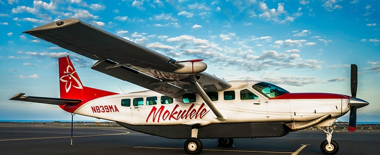 Mokulele Airlines – Oahu Highlights Air Tour