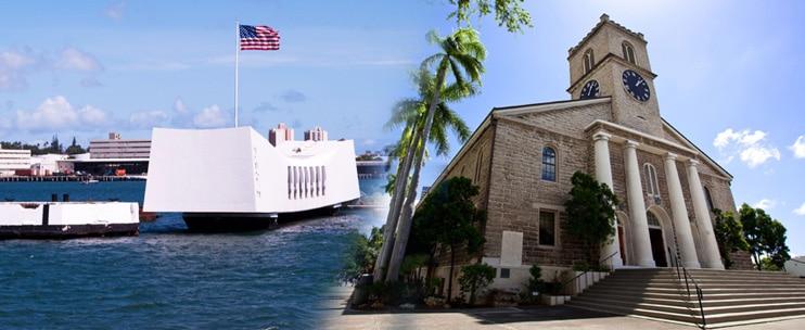 Roberts Hawaii – Pearl Harbor Arizona Memorial & Honolulu City Tour