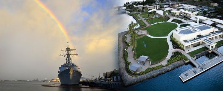Royal Hawaiian Limousine Tours – USS Arizona, Missouri or Pearl Harbor Aviation Museum, City & Punchbowl Tour