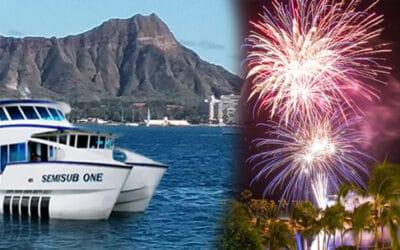 Semisub – Friday Fireworks Cruise