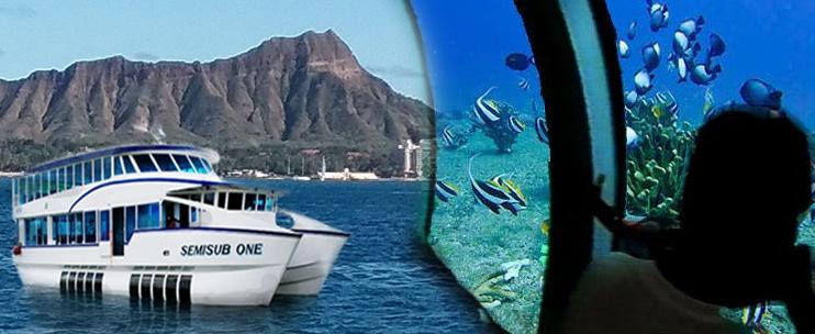 Semisub – Waikiki Reef Cruise