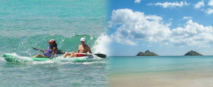 Twogood Kayaks Hawaii – Kayak Adventure Package