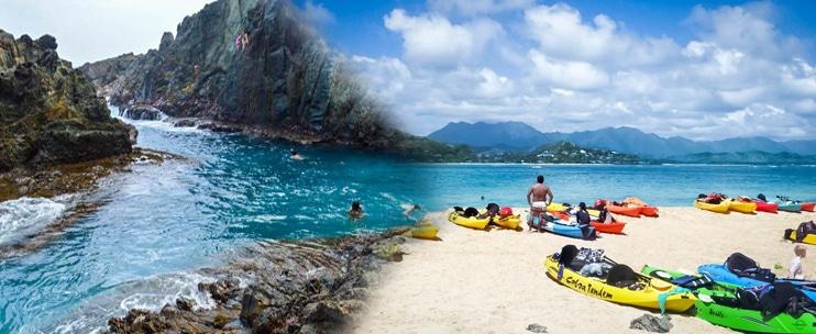 Twogood Kayaks Hawaii –  Mokulua Islands Kayak Tour