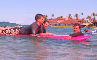 Hawaiian Style Surfing – Kauai's Ultimate Semi-Private Surf Lesson