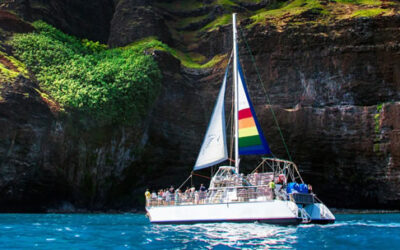 Blue Dolphin Charters – Deluxe Morning Na Pali Coast Tour