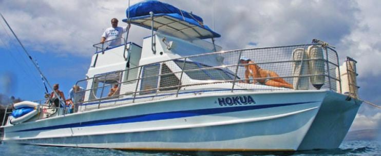 Aloha Blue Charters – Deluxe Maui Snorkeling Tour