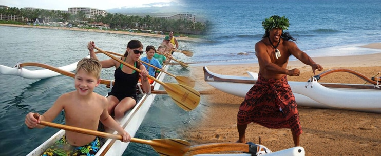 Canoe Tours by Hawaiian Outrigger Experience