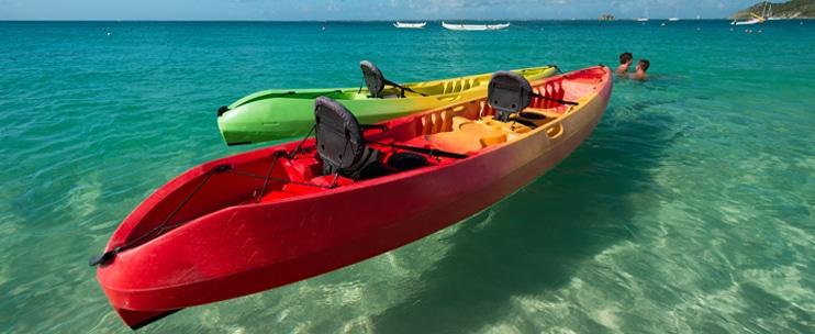 Blue Lagoon Paddle and Snorkel Tour by Kayak Kauai