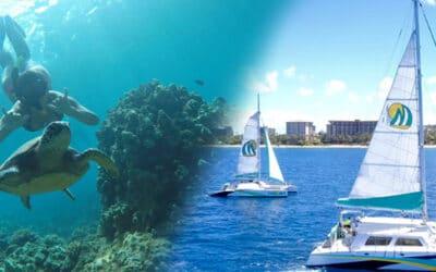 Sea Maui – West Maui Snorkel Sail