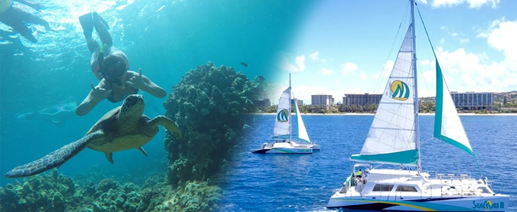 Sea Maui – West Maui Snorkel Sail