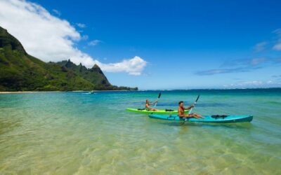 Mokulua Island Tour by TwoGood Kayaks Hawaii