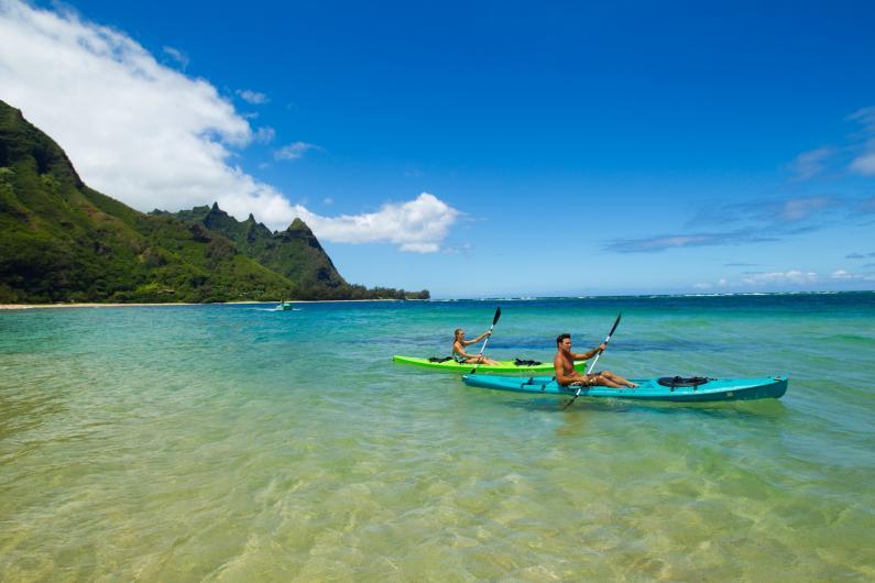 Mokulua Island Tour by TwoGood Kayaks Hawaii