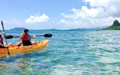 Self-Guided Kayak Adventure by TwoGood Kayaks Hawaii