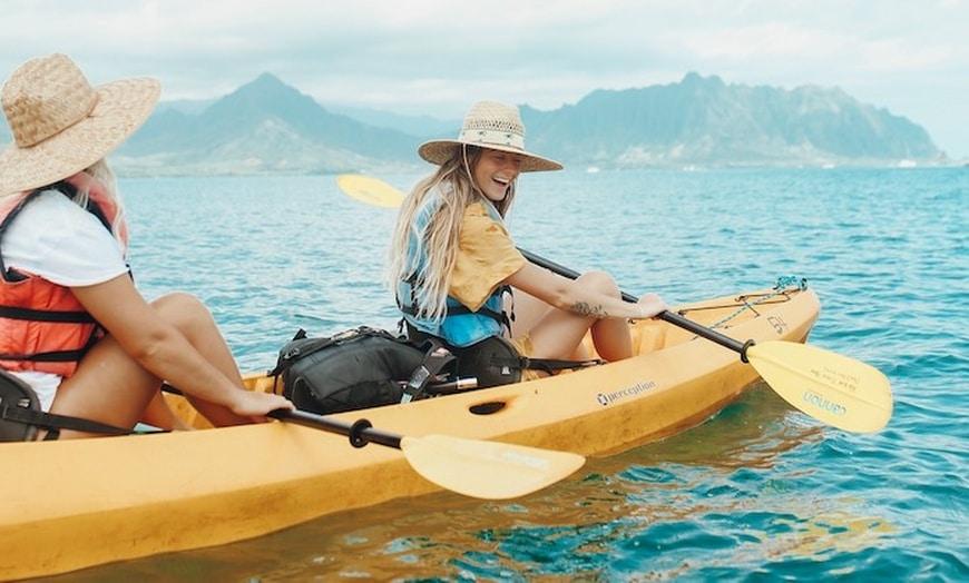 Kama'aina Kayak and Snorkel Eco-Ventures (Self-Guided Kayak and Snorkel Discovery)