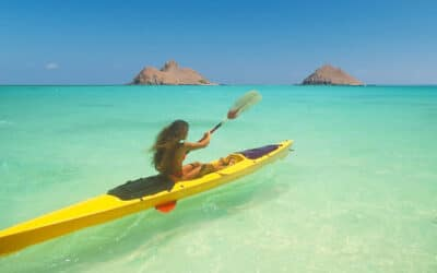 2-Hour Guided Kayak Excursion by Kailua Beach Adventures