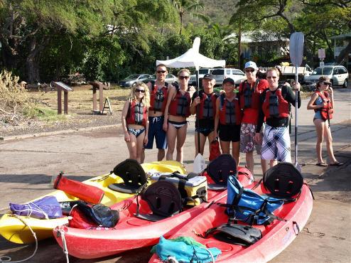 Deluxe Morning Kayak & Snorkel Kealakekua Bay – Captain Cook HI