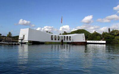Salute to Pearl Harbor – from Waikiki | Honolulu, Oahu