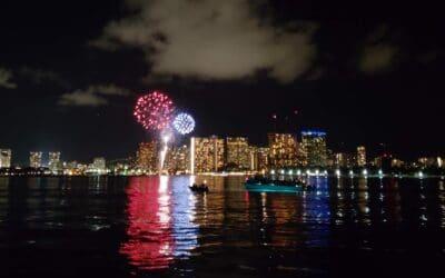 BYOB Fireworks Cruise | Honolulu, Oahu