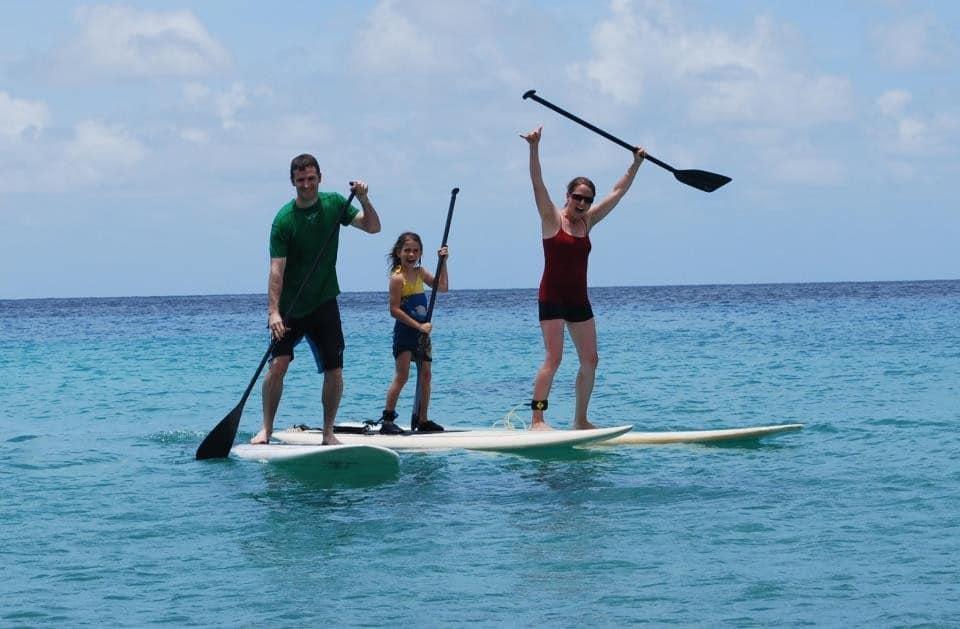 SUP Coastal Eco Adventure – Haleiwa, Oahu